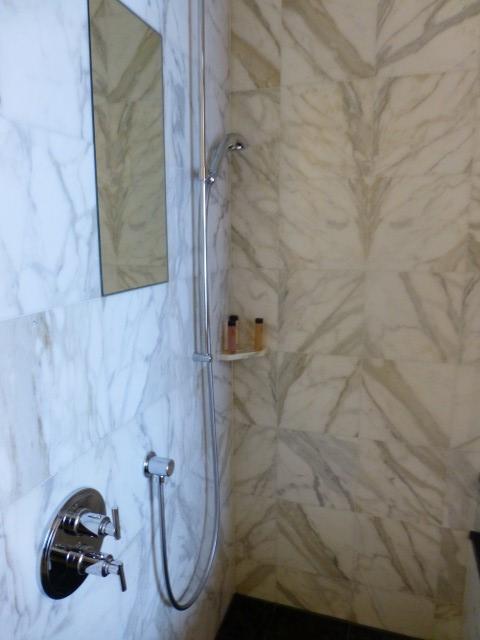 Park Hyatt Zurich - Standard Room - Separate Shower