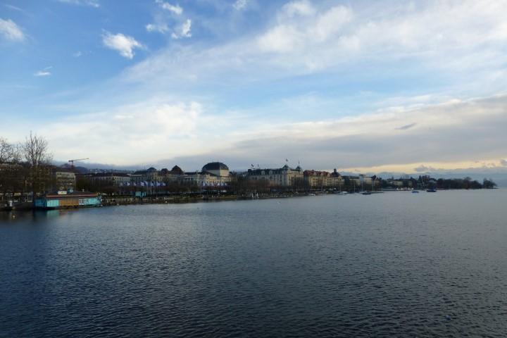Tour of Zurich - Zurichsee