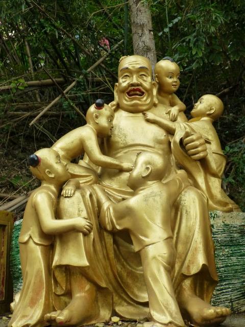 Babysitting Grandpa Buddha