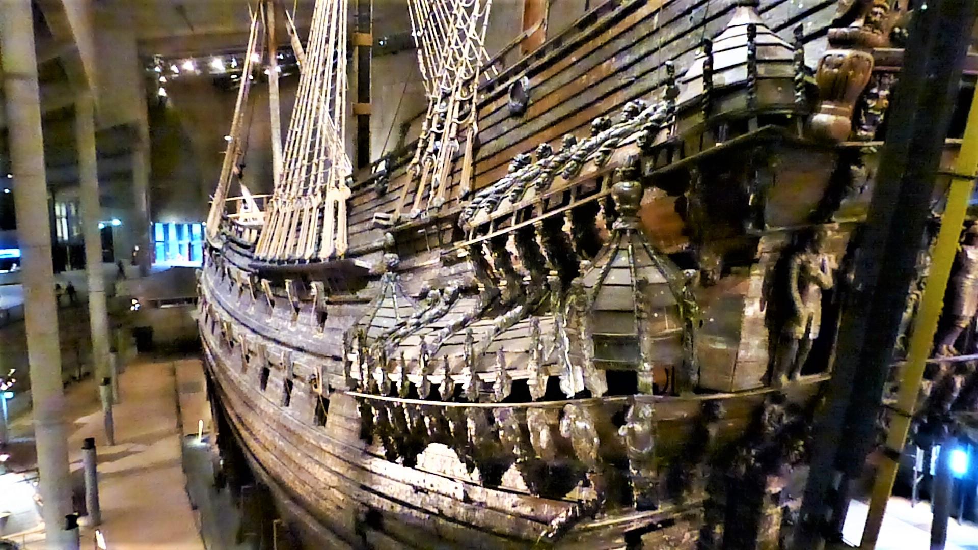 The Vasa Museum – Stockholm